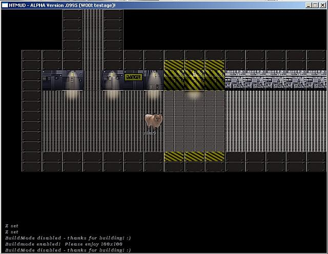 Here's a tileset that we've imported into HTMud!